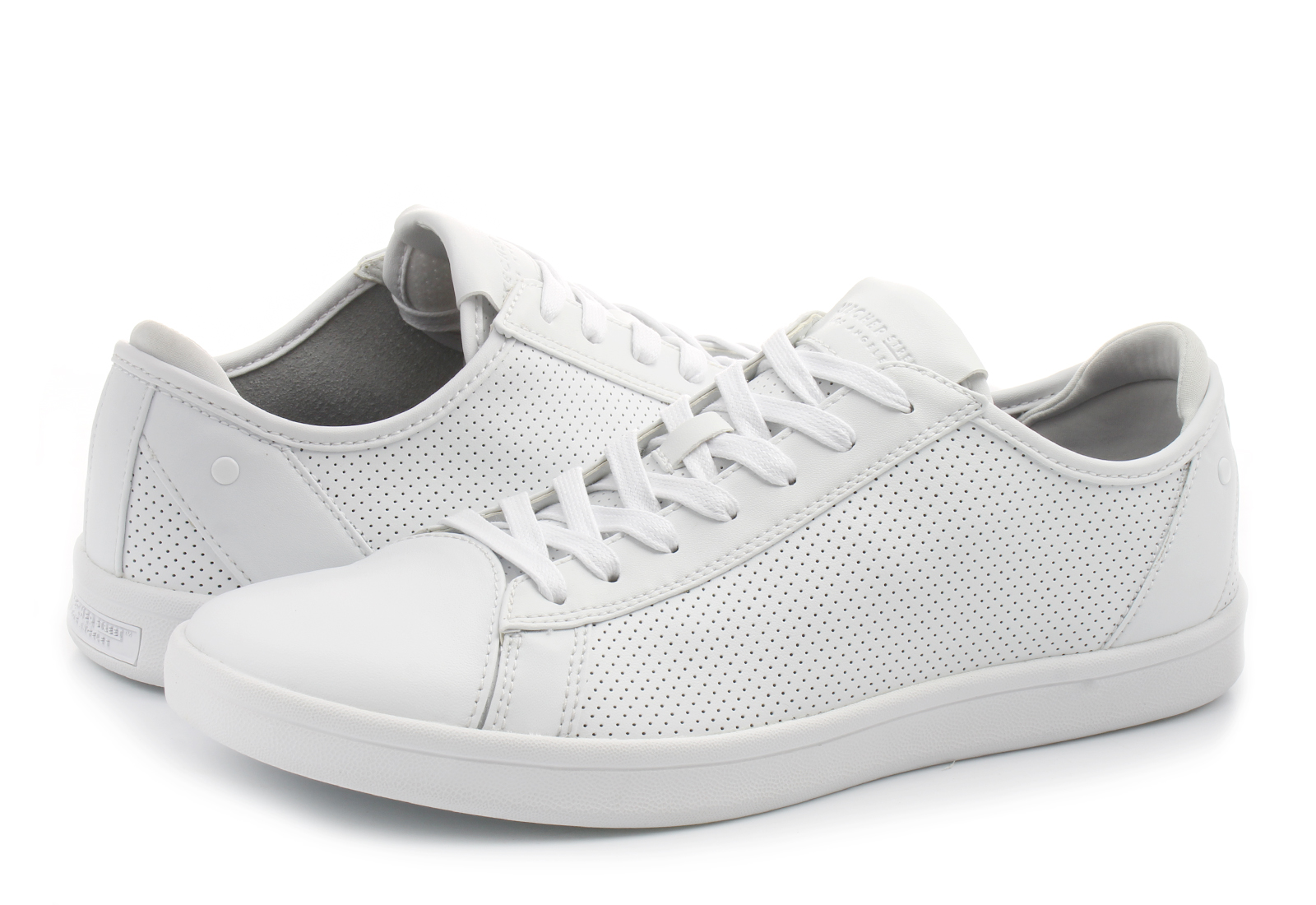 Skechers Shoes - Highland-t - 52349-wht - Online shop for sneakers ... dbe9a86220d