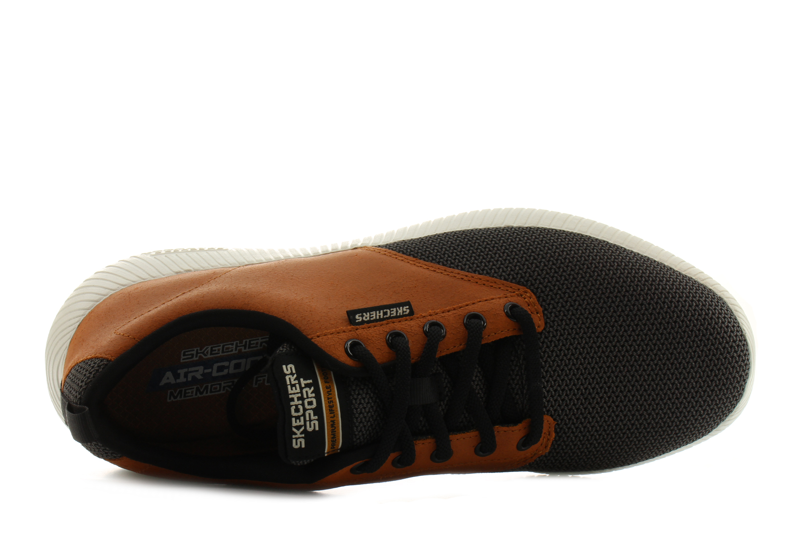 Skechers Shoes Depth Charge Trahan 52398 wtbk Online shop for sneakers, shoes and boots
