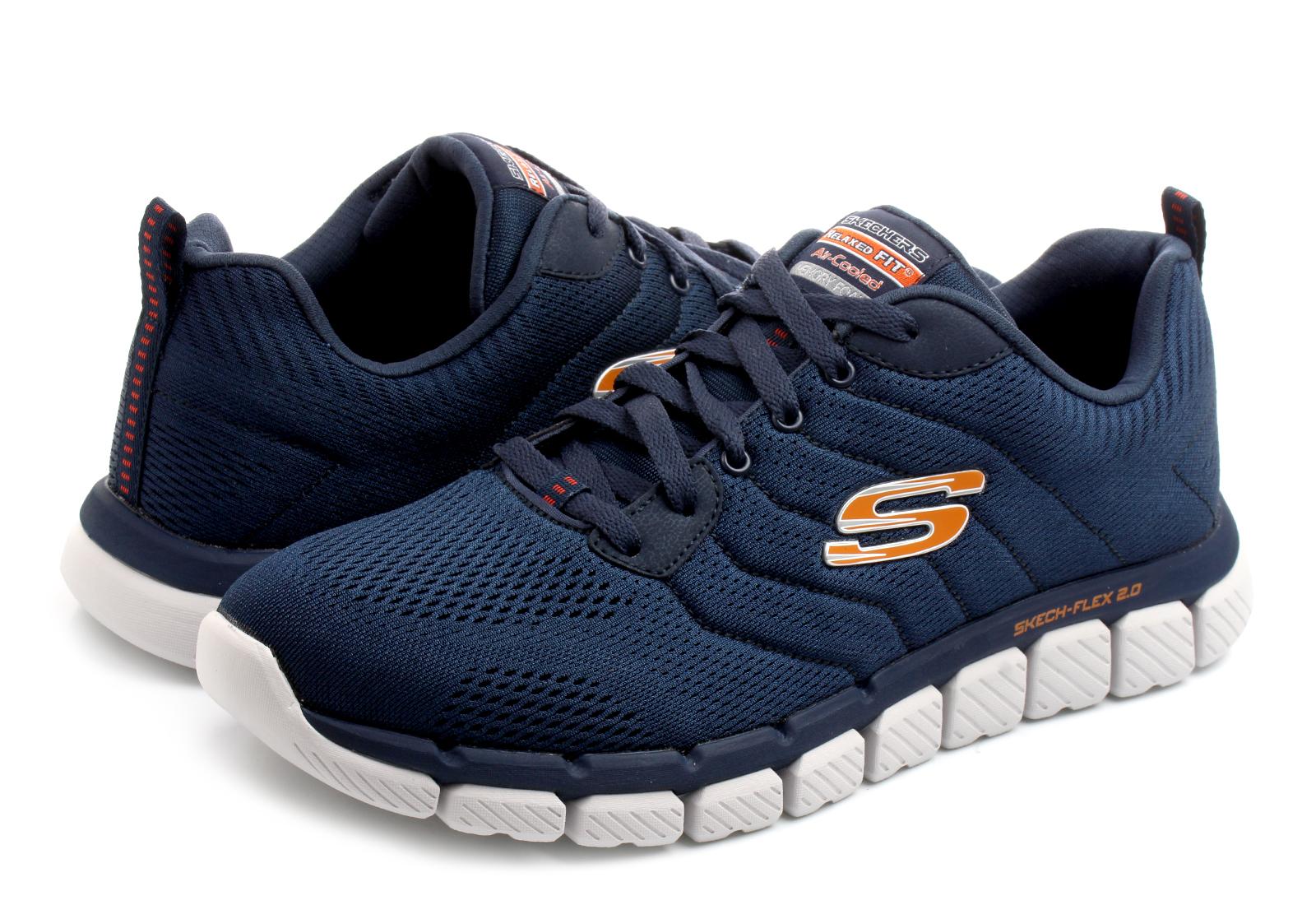 Skechers Shoes - Skech-flex 2.0 - 52619-nvy - Online shop for ... b148ee68034