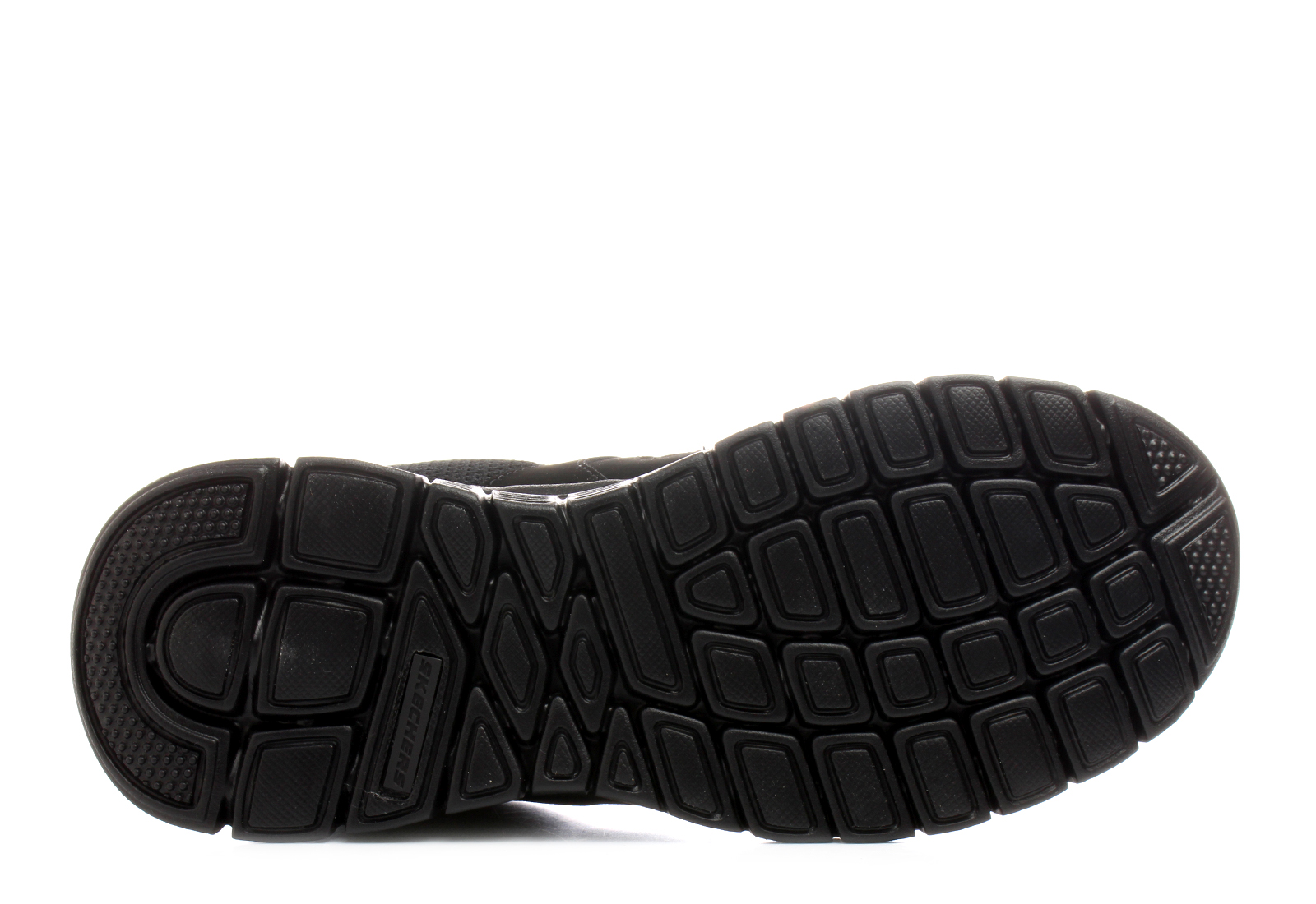 Elasticidad pueblo Alegaciones  Skechers Półbuty - Burns - Agoura - 52635-bbk - Obuwie i buty damskie,  męskie, dziecięce w Office Shoes