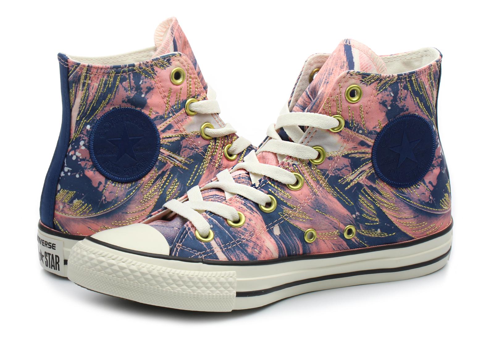 f1d3434bc6b Converse Sneakers - Chuck Taylor All Star Print Hi - 559863C - Online ...