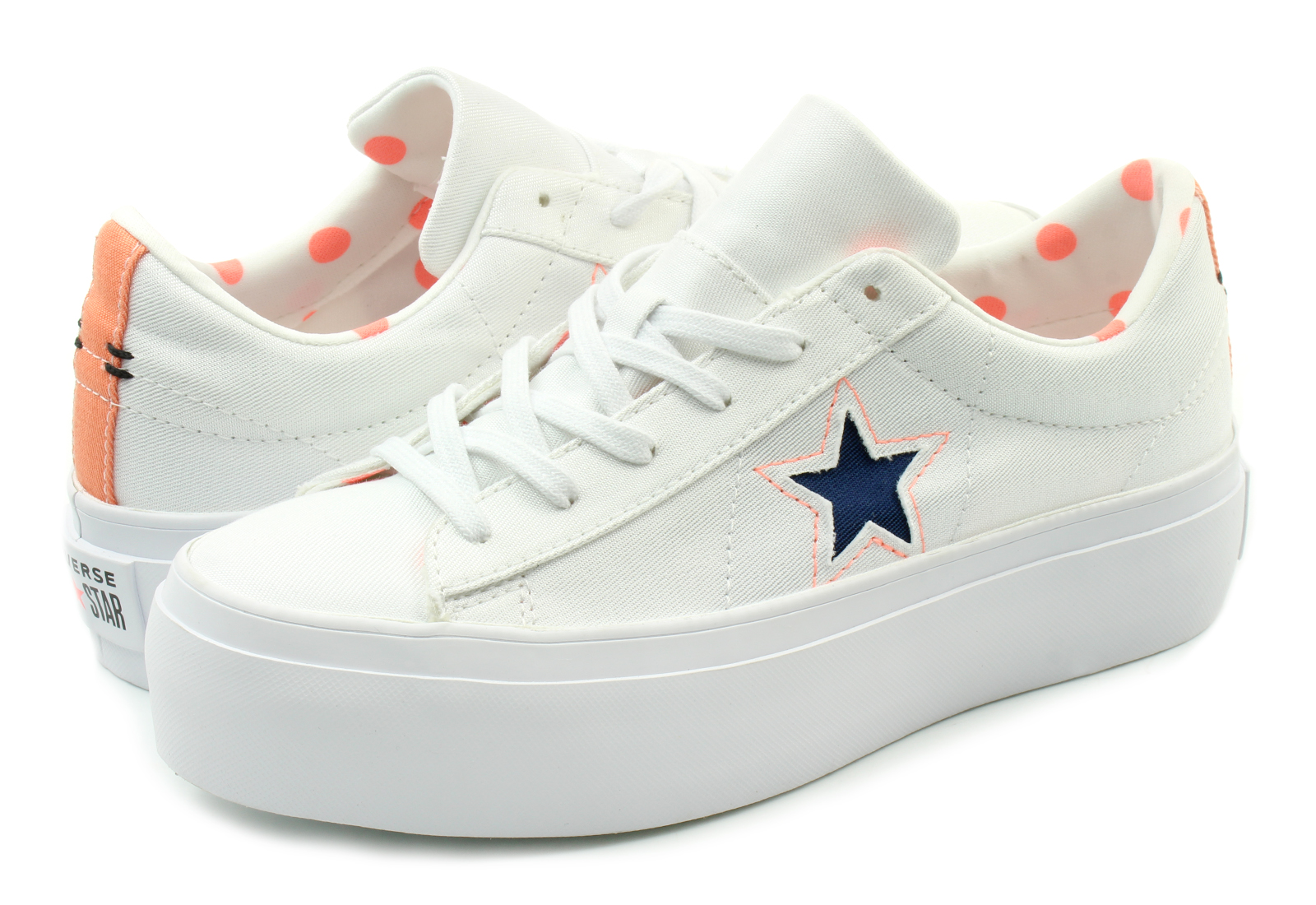 87163cc1323a9 Converse Shoes - One Star Platform - 560700C - Online shop for ...