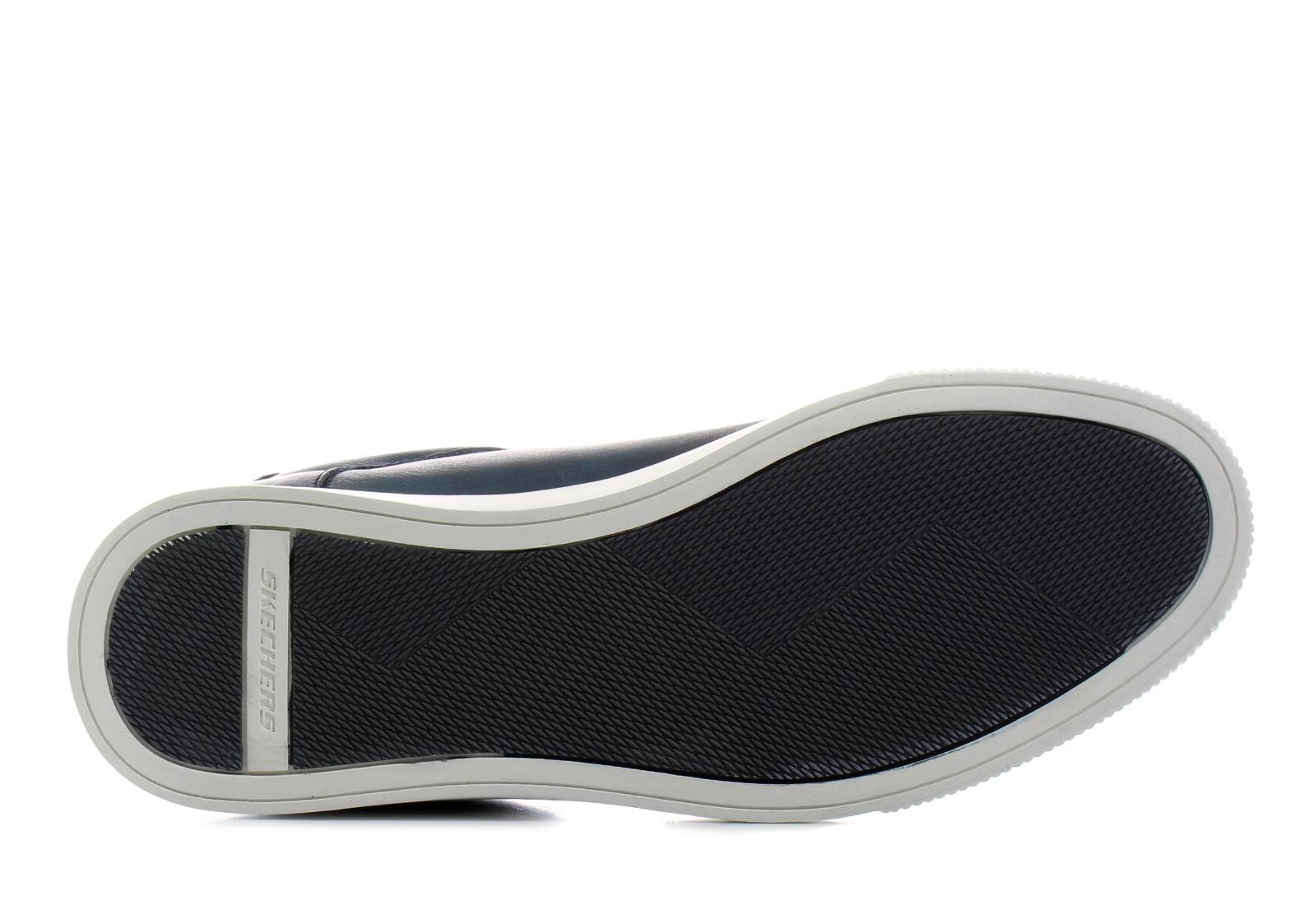 jardín compacto alias  Skechers Półbuty - Volden - Fandom - 65323-blu - Obuwie i buty damskie,  męskie, dziecięce w Office Shoes