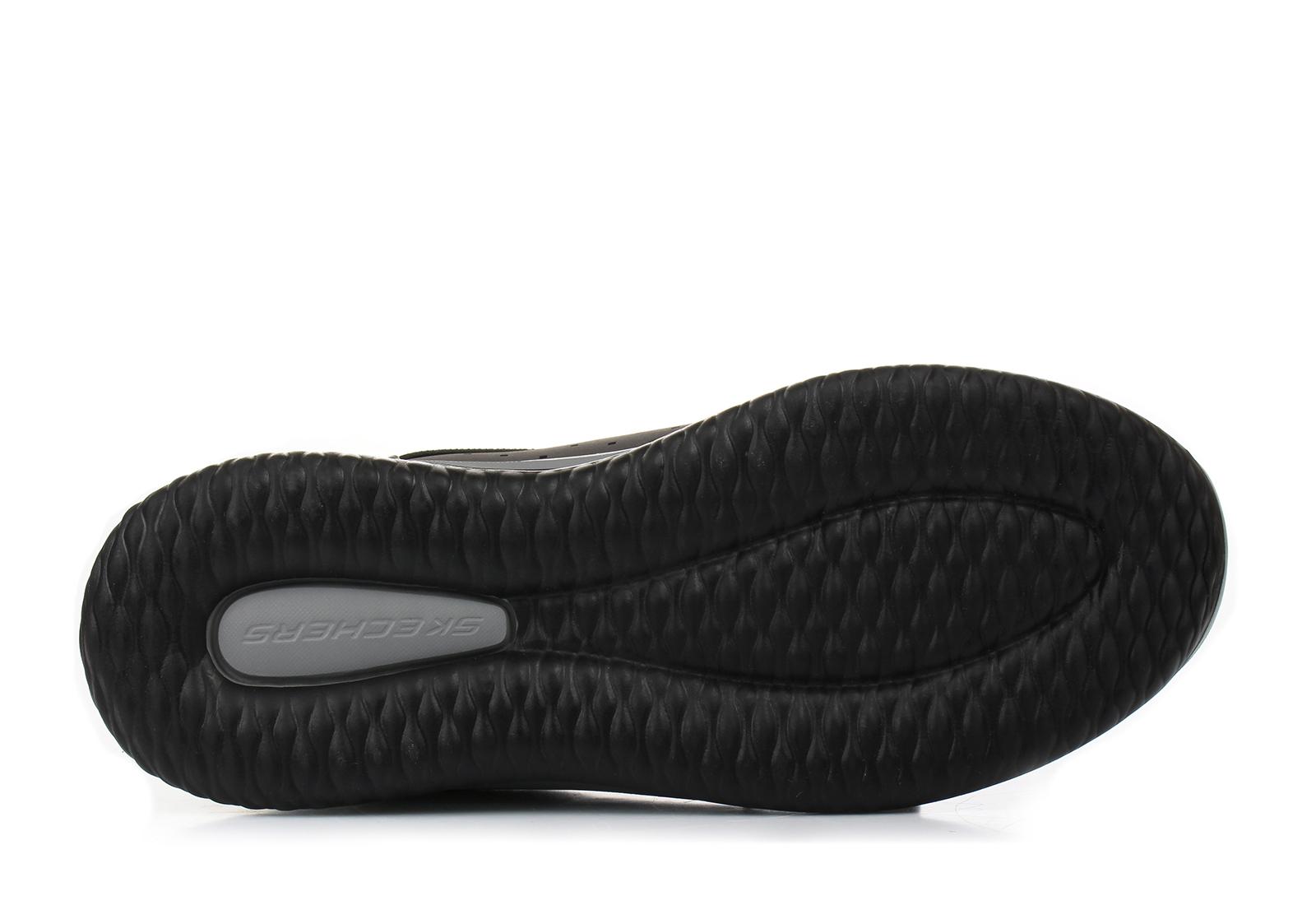 Skechers Cipő - Delson - Camben - 65474-bkgy - Office Shoes Magyarország a11f8698d0