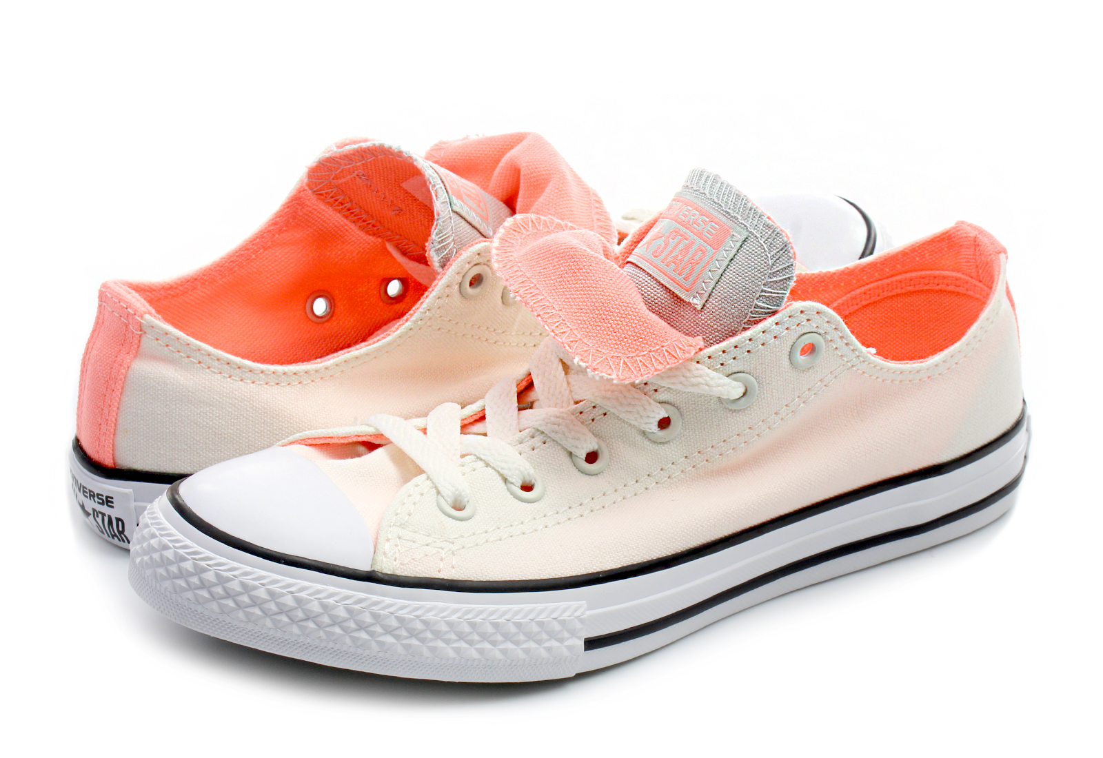 b3a363a8d6f8 Converse Low Sneakers - Chuck Taylor All Star Double Tongue ...