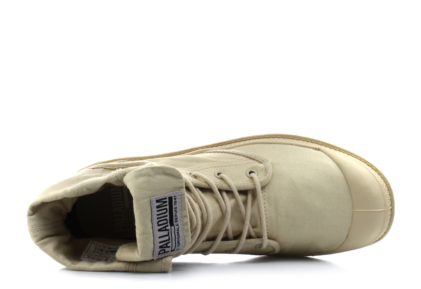 cb5a2623c Palladium Topánky - Baggy Army Trng Camp - 75492-219-M - Tenisky ...
