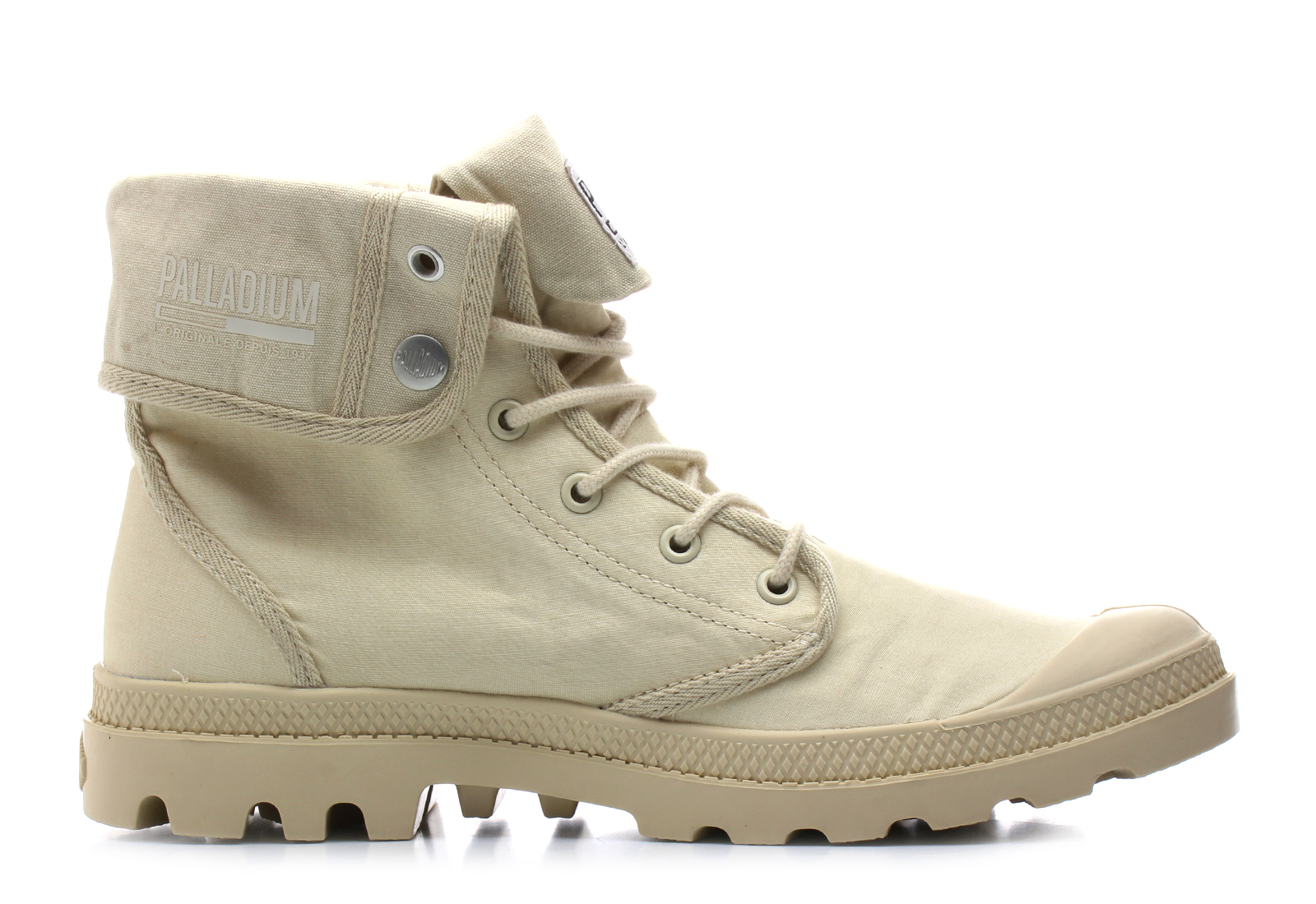 c51fc8769ec Palladium Shoes - Baggy Army Trng Camp - 75492-219-M - Online shop for  sneakers, shoes and boots