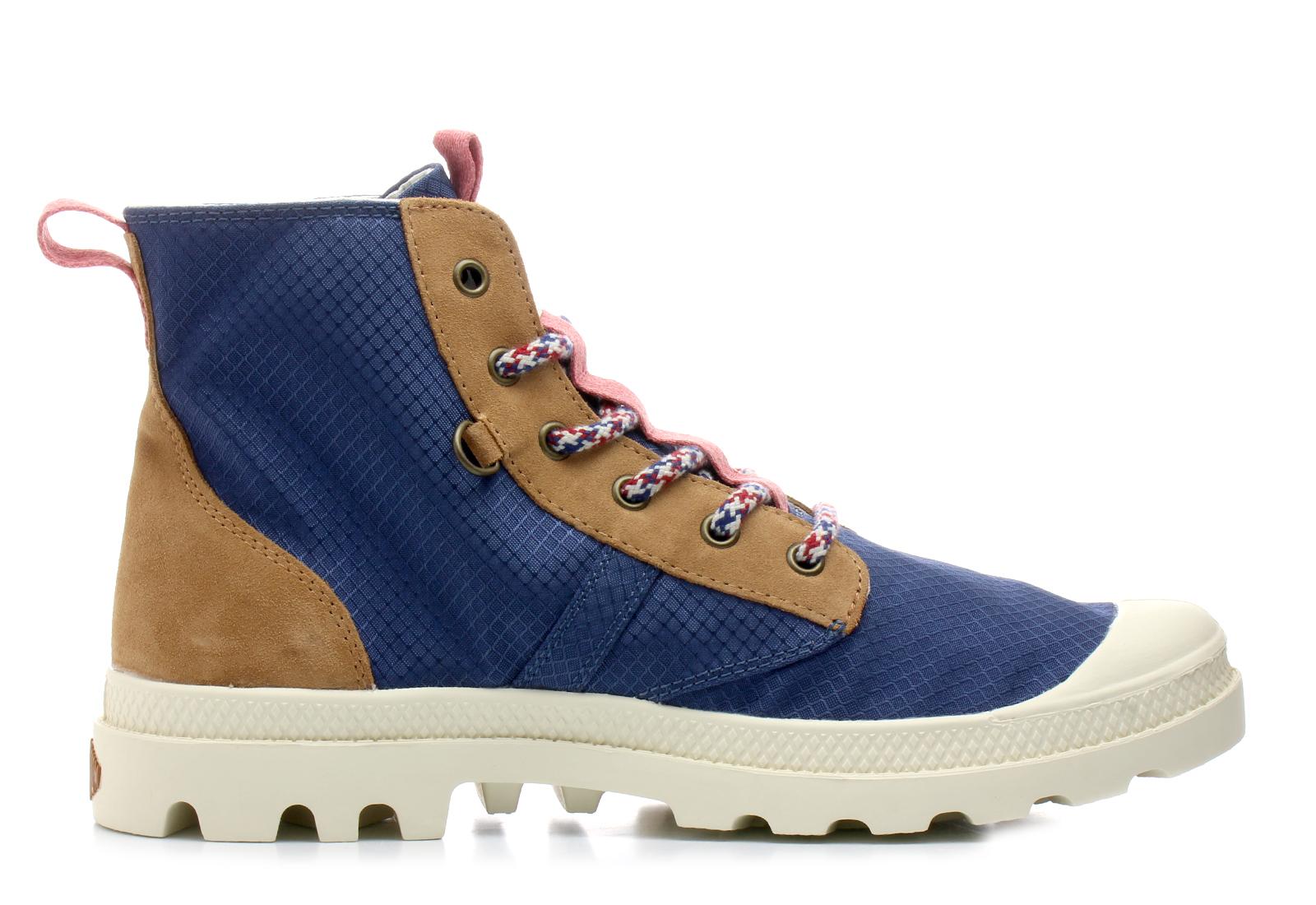 688a77d360 Palladium Cipő - Pallabrouse Retro - 75719-420-M - Office Shoes ...
