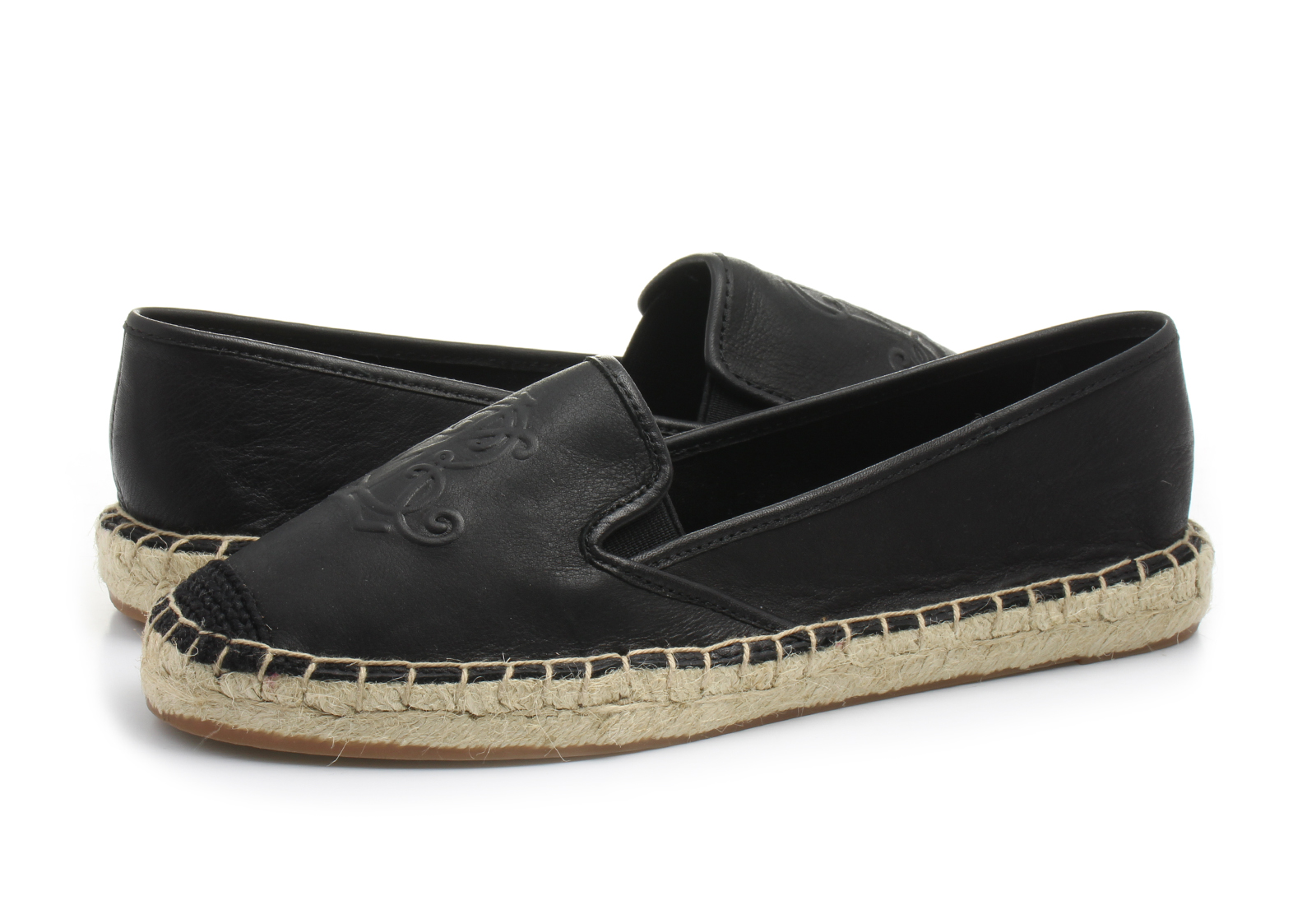 Discount Lauren Ralph Lauren Destini Black Espadrilles for Women Sale Online