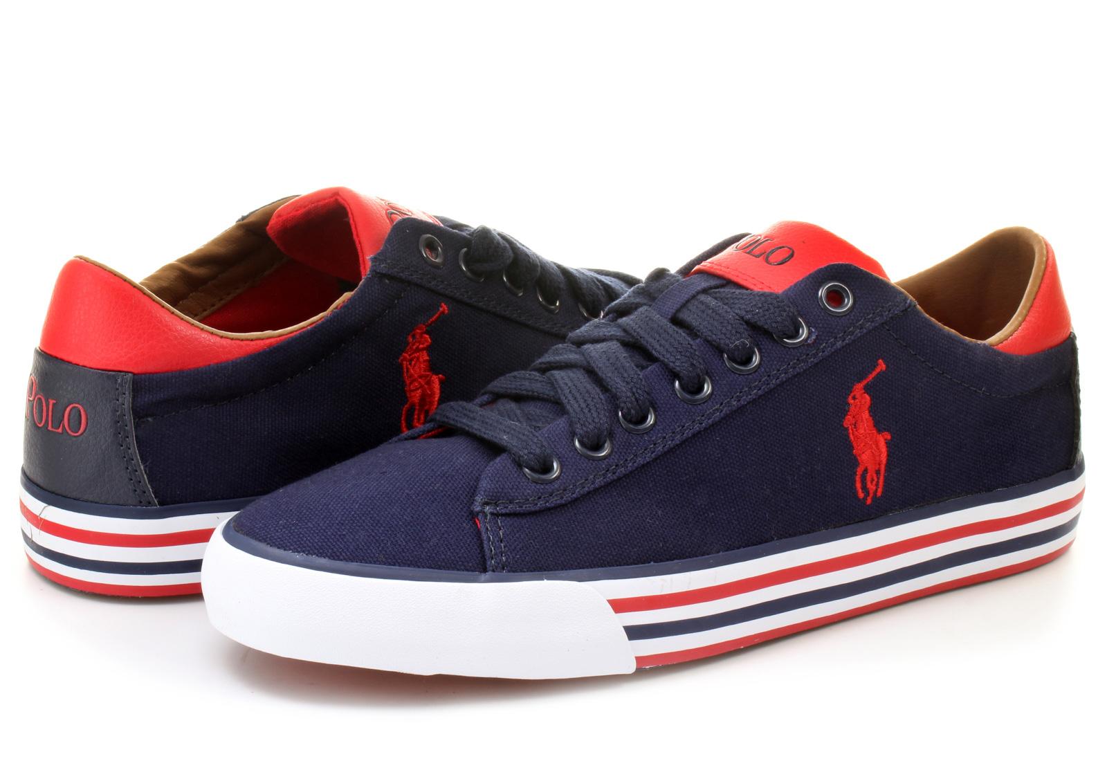 0073b348237 Polo Ralph Lauren Shoes - Harvey - Ne - 8161907580GB - Online ...