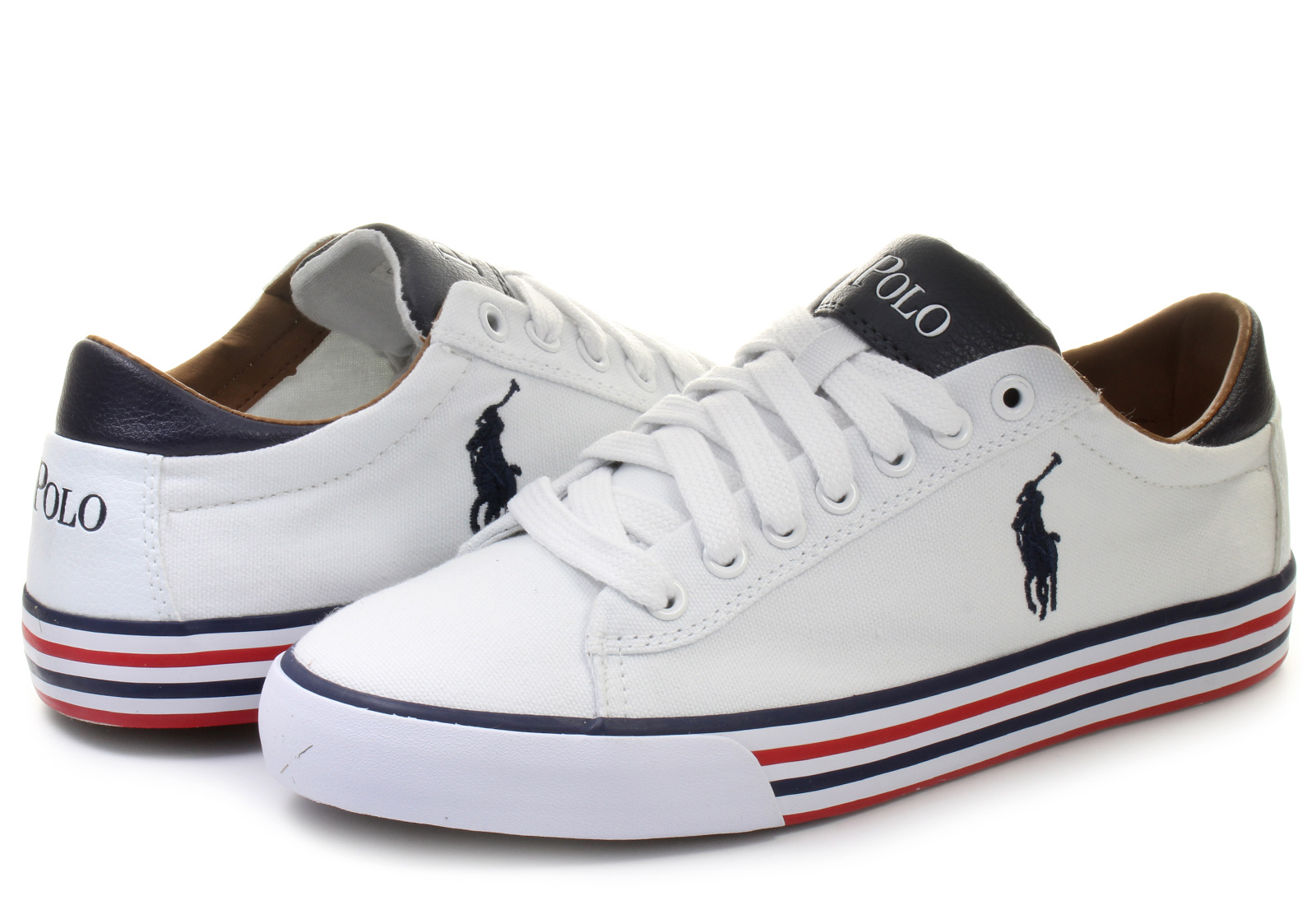 Polo Ralph Lauren Cipő - Harvey - Ne - 816190758EAD - Office Shoes ... c505752955