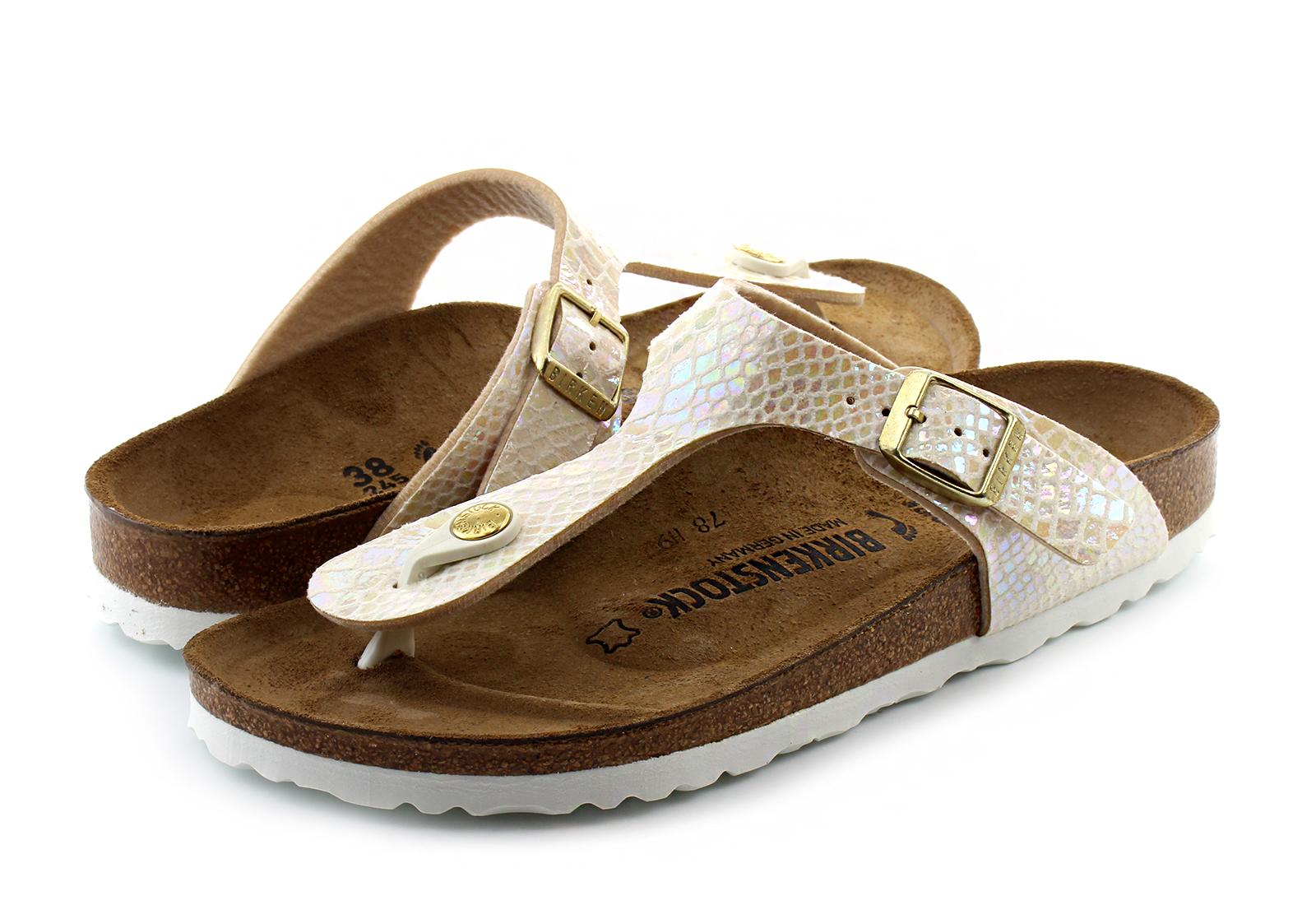 birkenstock slippers gizeh 847433 cre online shop. Black Bedroom Furniture Sets. Home Design Ideas