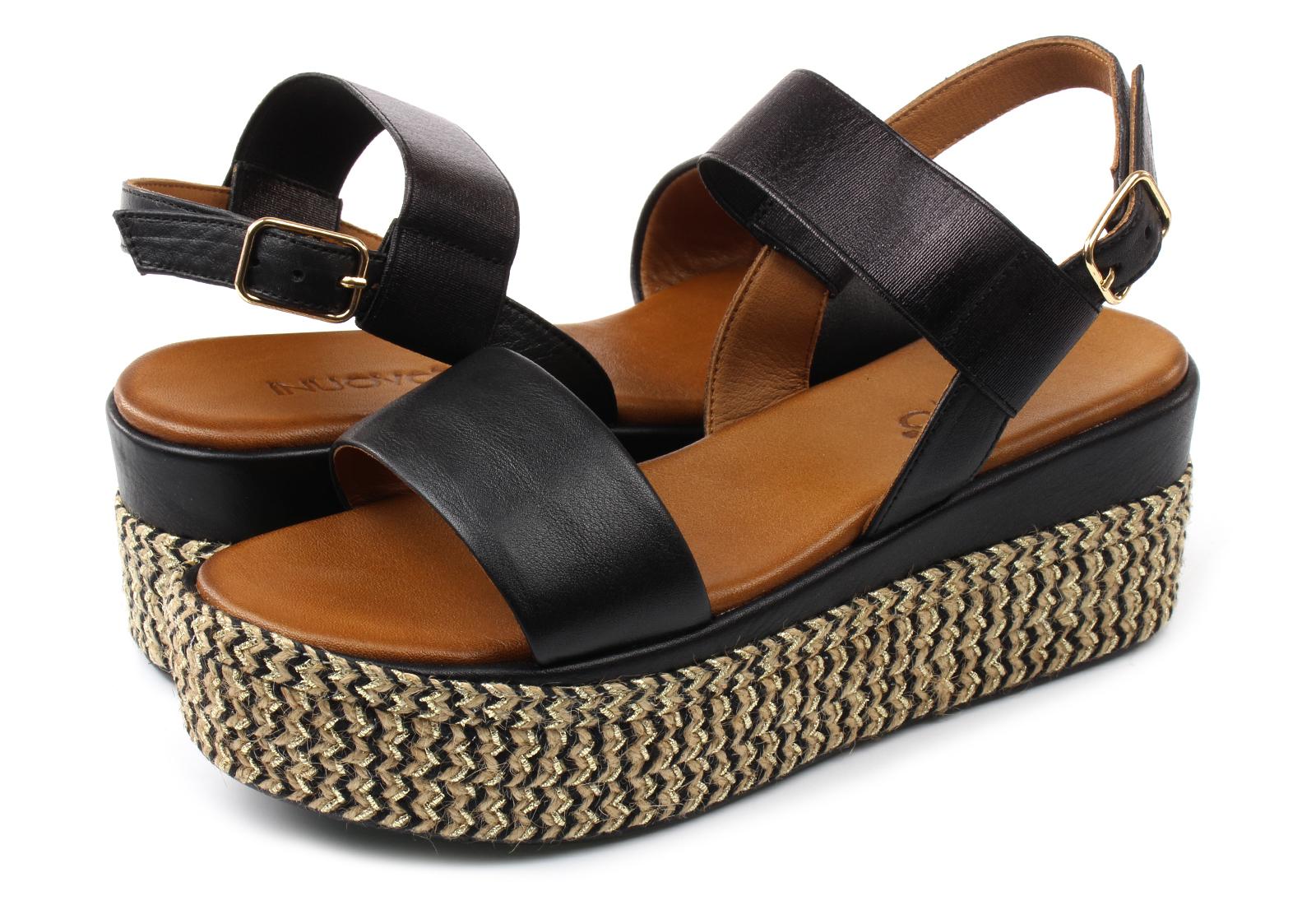e8e720dba69 Inuovo Sandals - 8865 - 8865-blk - Online shop for sneakers