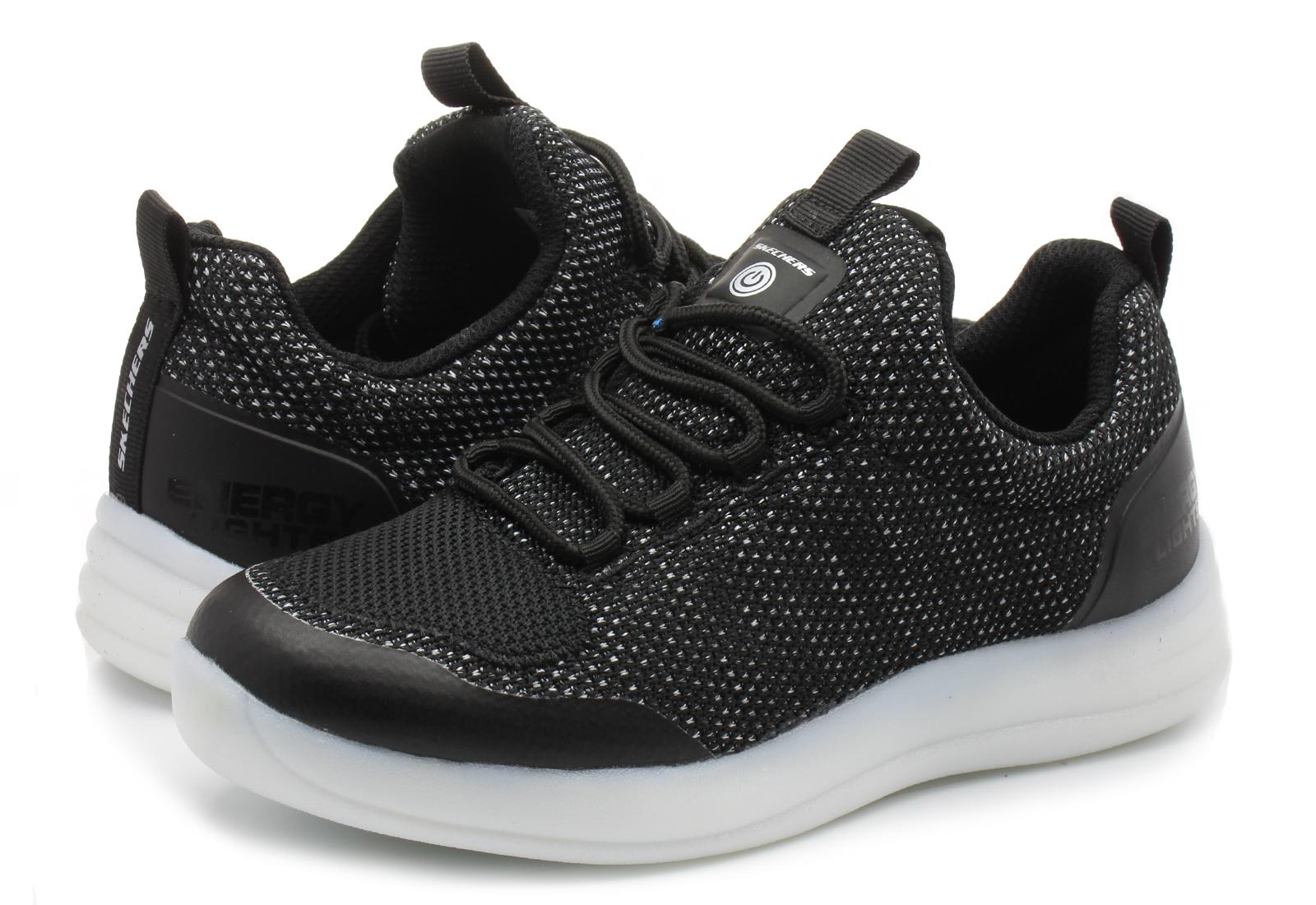 78a99b81870b Skechers Shoes - Energy Lights Street - 90642l-blk - Online shop for ...