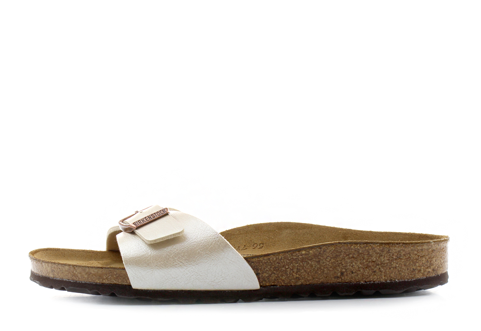 e143205a1a Birkenstock Papucs - Madrid - 940153-wht - Office Shoes Magyarország