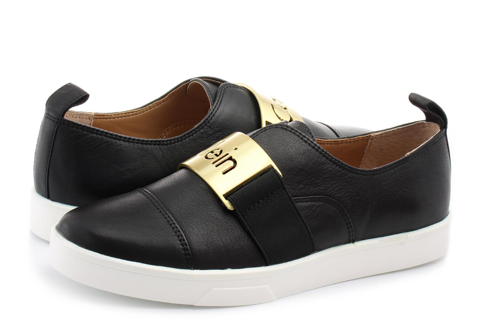 Calvin Klein Black Label Cipő - Ilona - E5681-BLK - Office Shoes ... 7a14dcae21