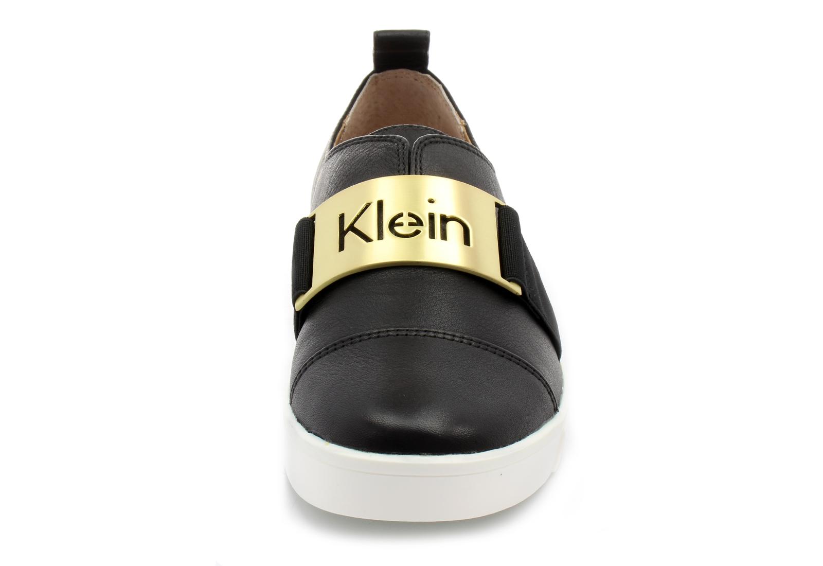 Calvin Klein Black Label Topánky - Ilona - E5681-BLK - Tenisky ... c6f5f7a8f93