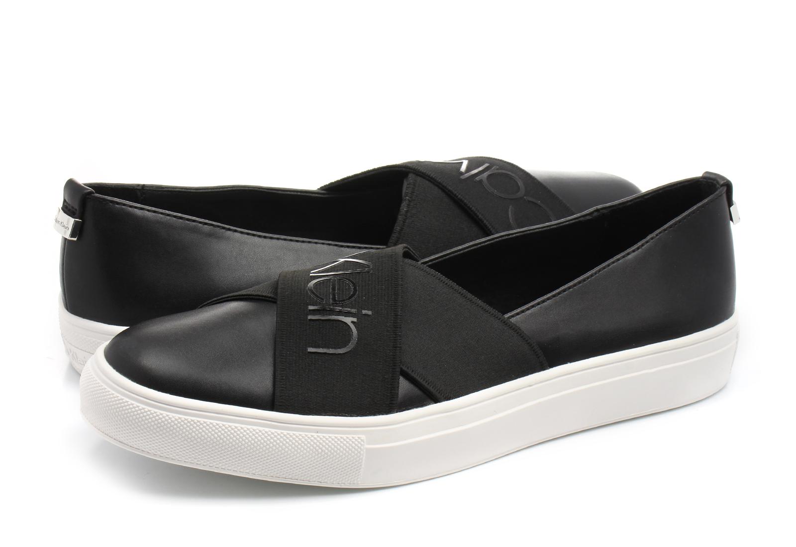 Calvin Klein Black Label Cipő - Raylie - E6692-BBK - Office Shoes ... 955046d8e2