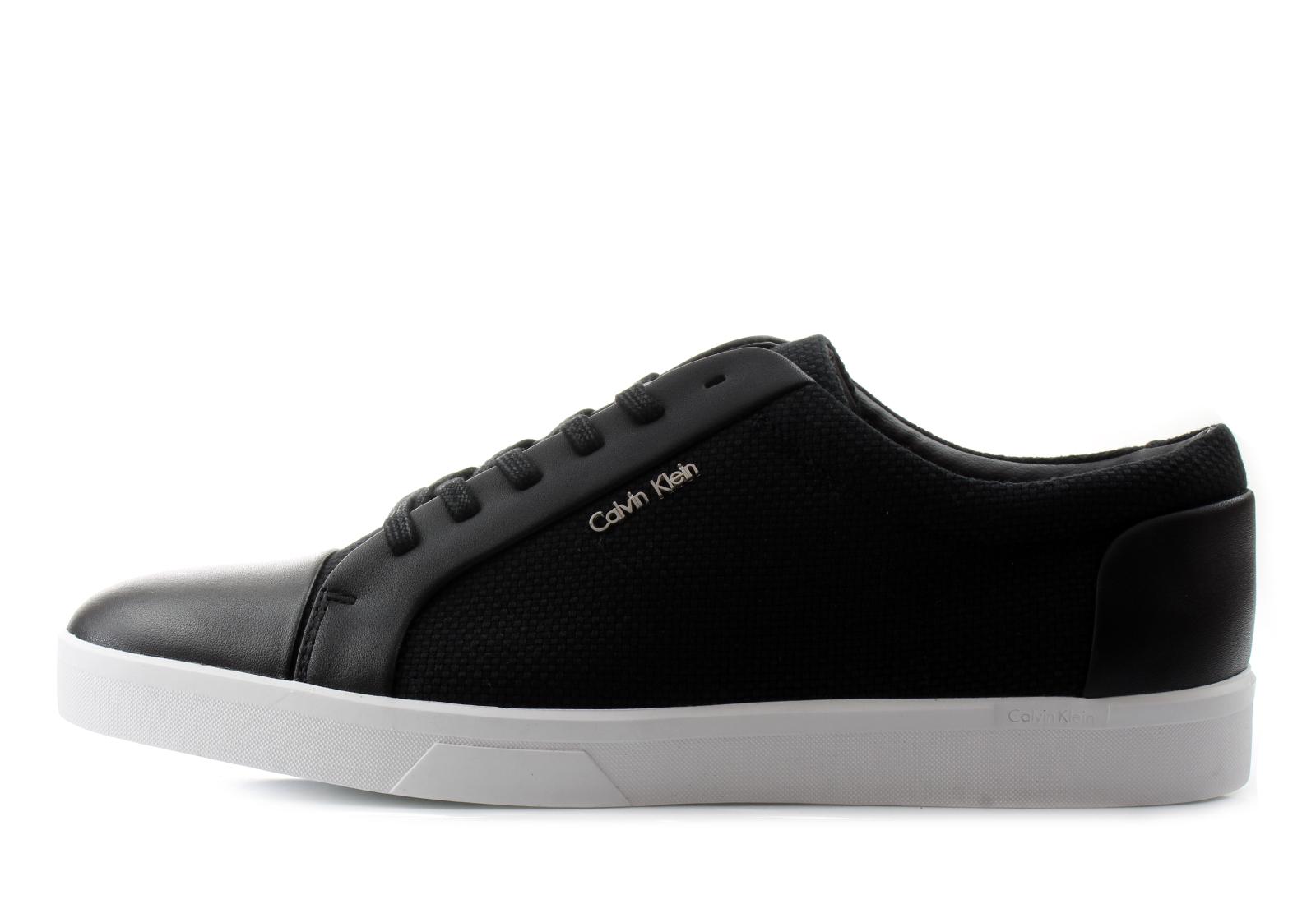 3ce26bd17c Calvin Klein Black Label Topánky - Igor - F1072-BLK - Tenisky ...