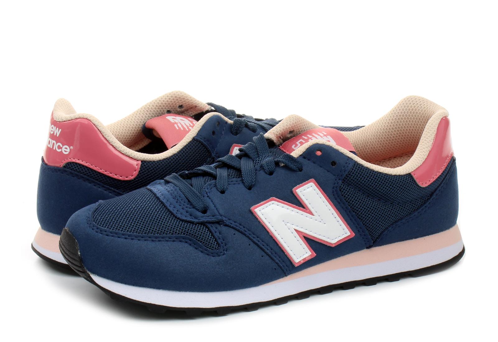 new balance 500 męskie niebieskie