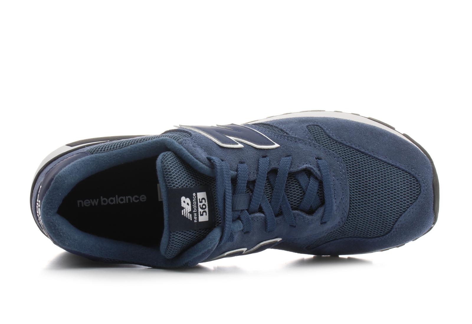 0048662d147 New Balance Niske Cipele Plave Cipele - Ml565 - Office Shoes - Online  trgovina obuće