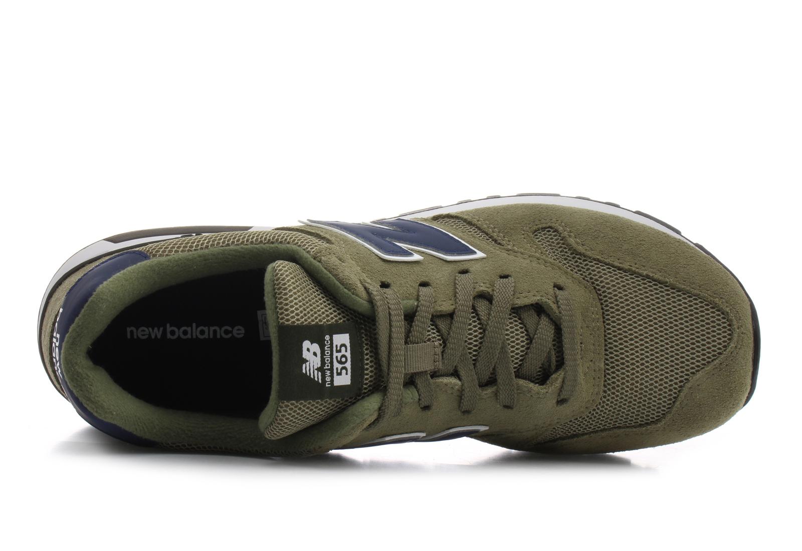 9a72e3a8138 New Balance Niske Cipele Zelene Cipele - Ml565 - Office Shoes - Online  trgovina obuće