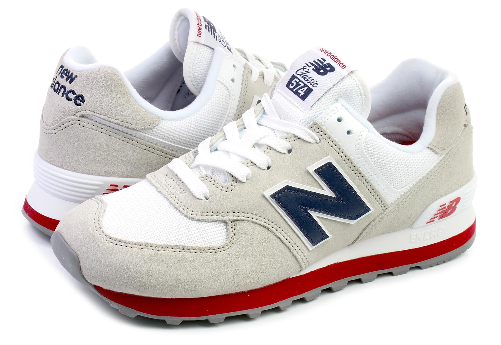 New Balance Cipő - Ml574 - ML574ESA - Office Shoes Magyarország 1b6a84ceb2