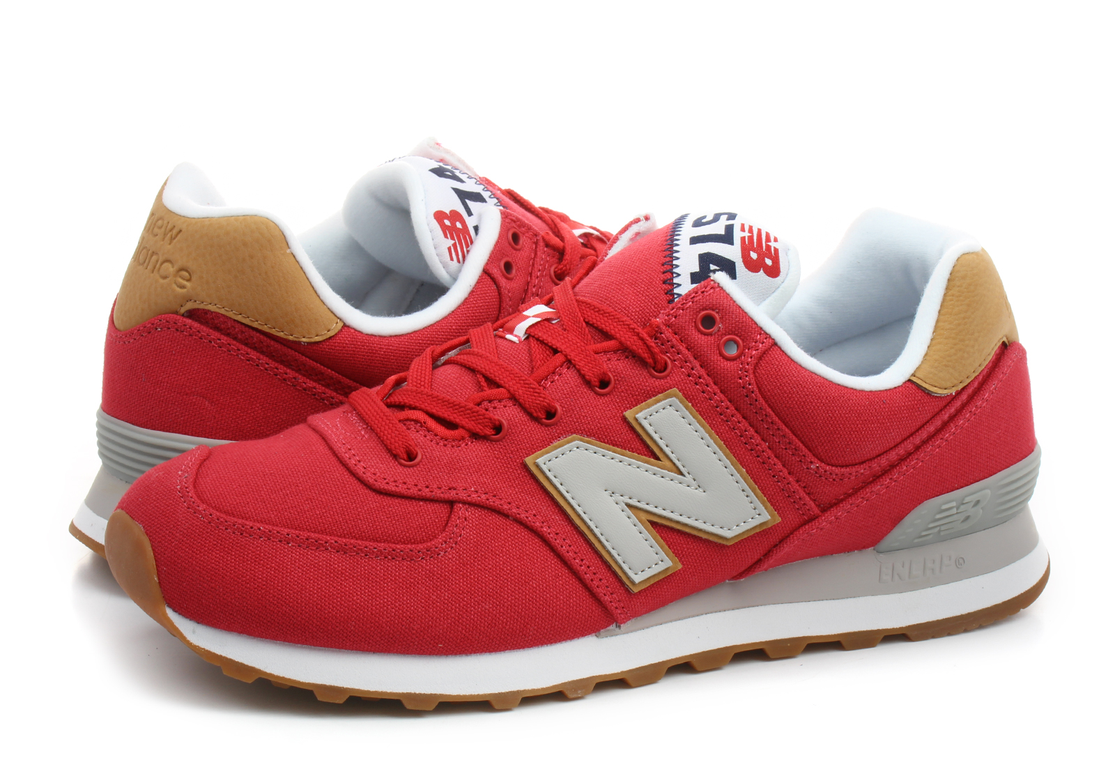 New Balance Cipő - Ml574 - ML574YLA - Office Shoes Magyarország 5d14346fbe