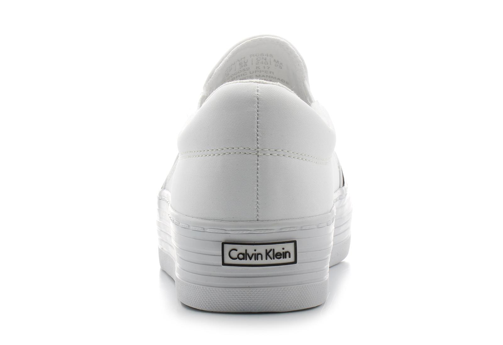e92ff7ccd Calvin Klein Jeans Topánky - Zinah - R0645-WBA - Tenisky, Topánky ...