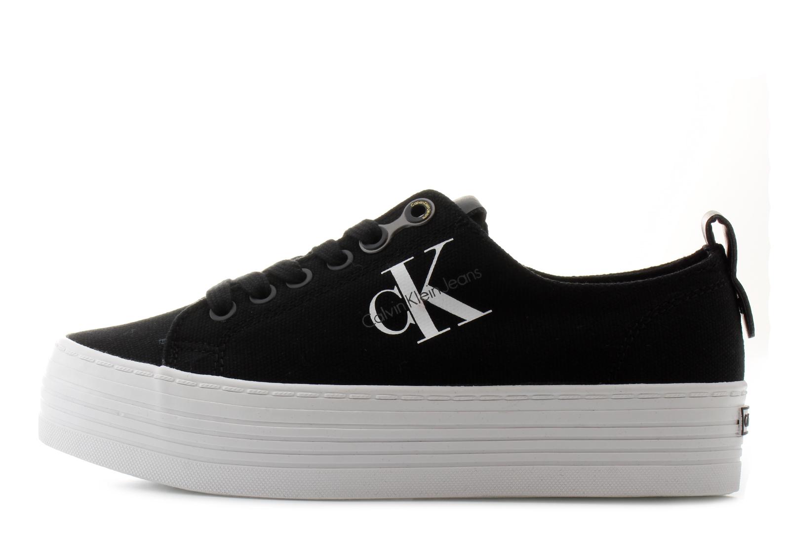 44a295c0d9 Calvin Klein Jeans Cipő - Zolah - R0673-BLK - Office Shoes Magyarország