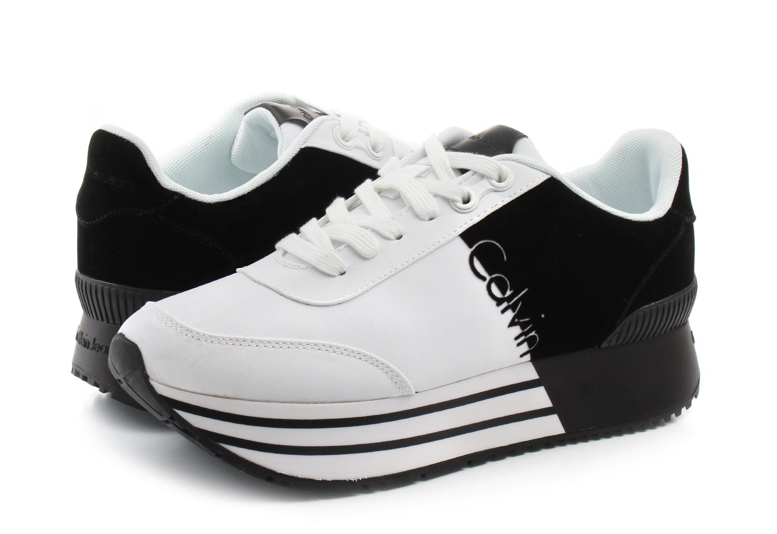 47543b2d08 Calvin Klein Jeans Cipő - Carlita - R0690-WBA - Office Shoes ...