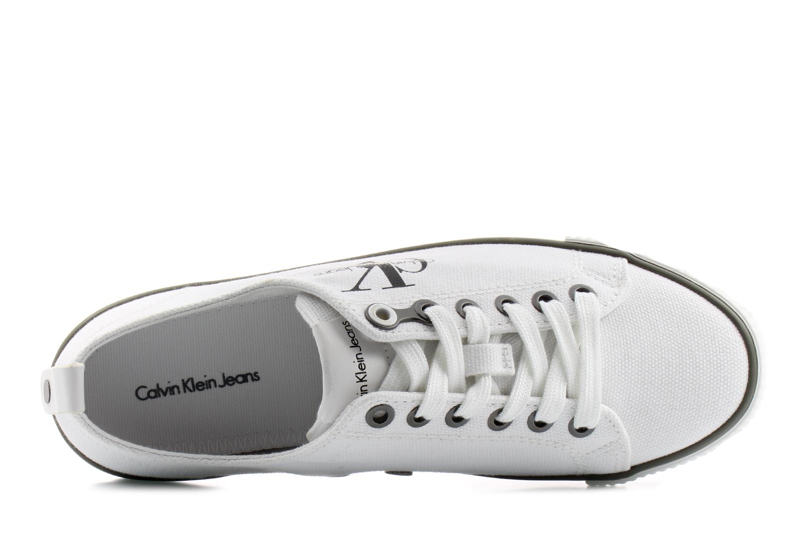 Turnschuhe CALVIN KLEIN JEANS Dora R3556 White