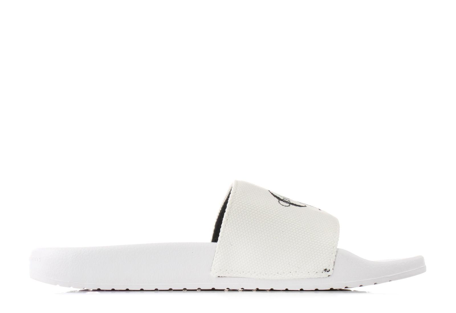 d965cead7b Calvin Klein Jeans Casual Bela Papuče - Chantal - Office Shoes Srbija