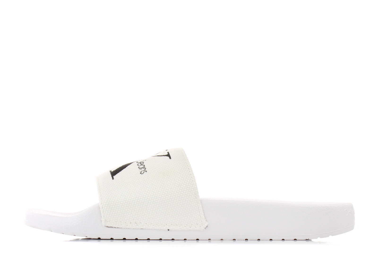 Calvin Klein Jeans Papucs - Chantal - RE9587-WHT - Office Shoes ... 7b4a93b937