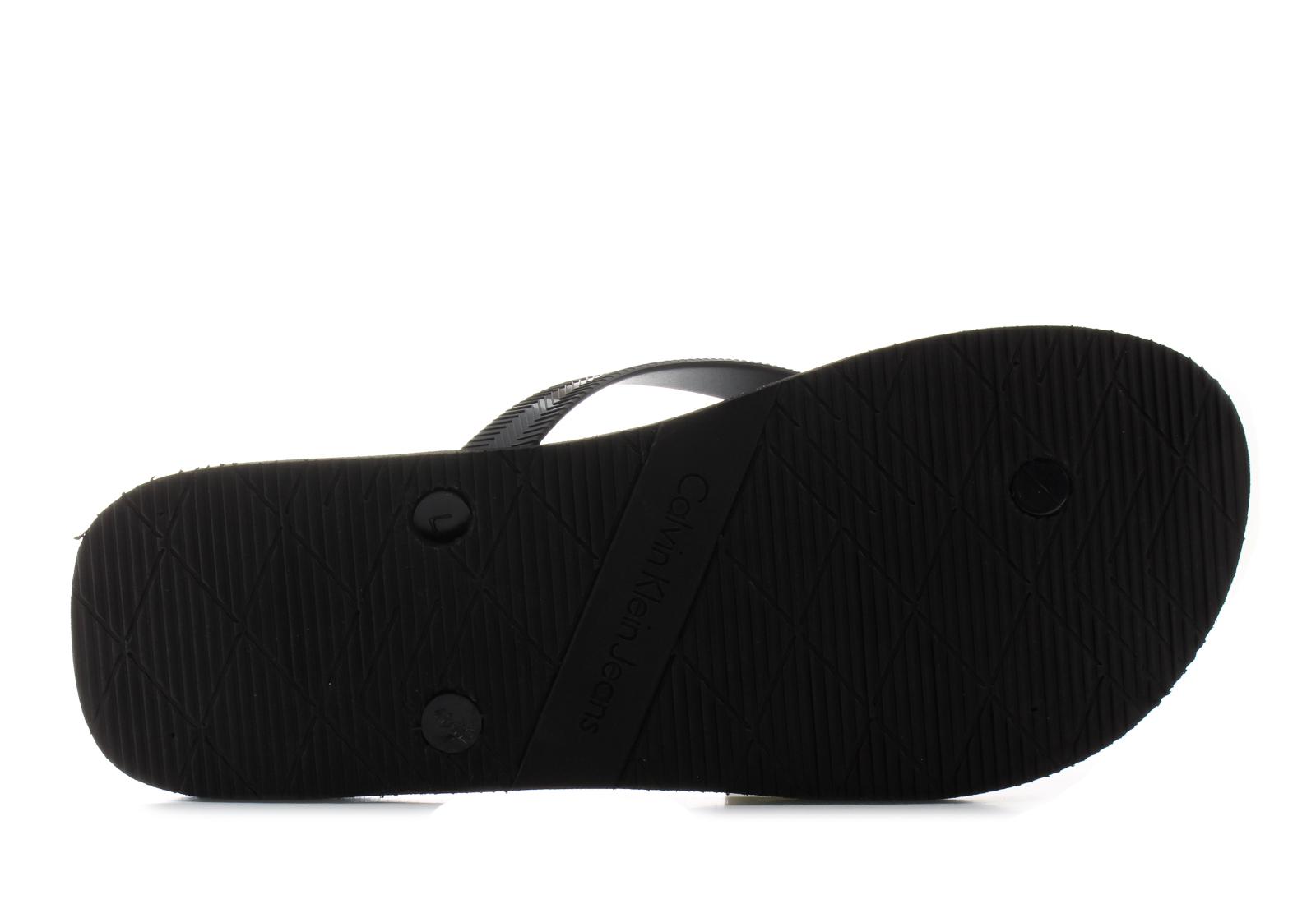 Calvin Klein Jeans Slippers - Dash - S0063-BLK - Online shop for ... 7d85c1ce8d