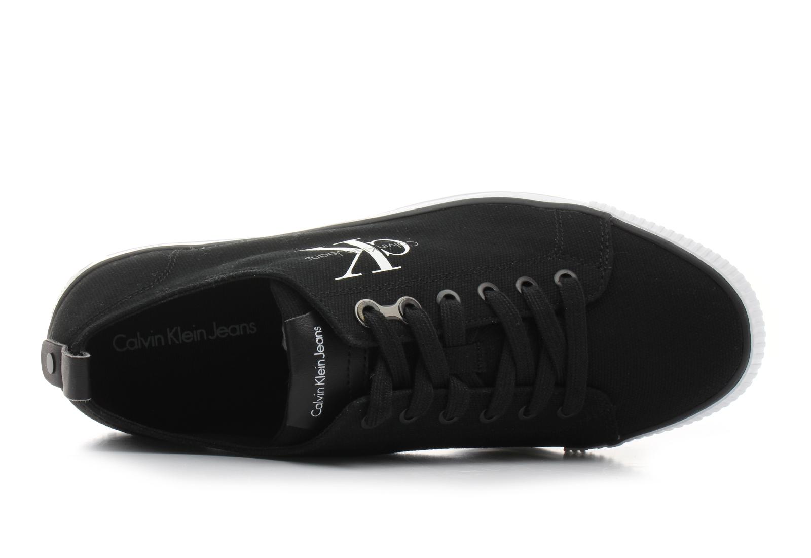 Calvin Klein Jeans Cipő - Arnold - S0369-BLK - Office Shoes Magyarország ee961cd42e