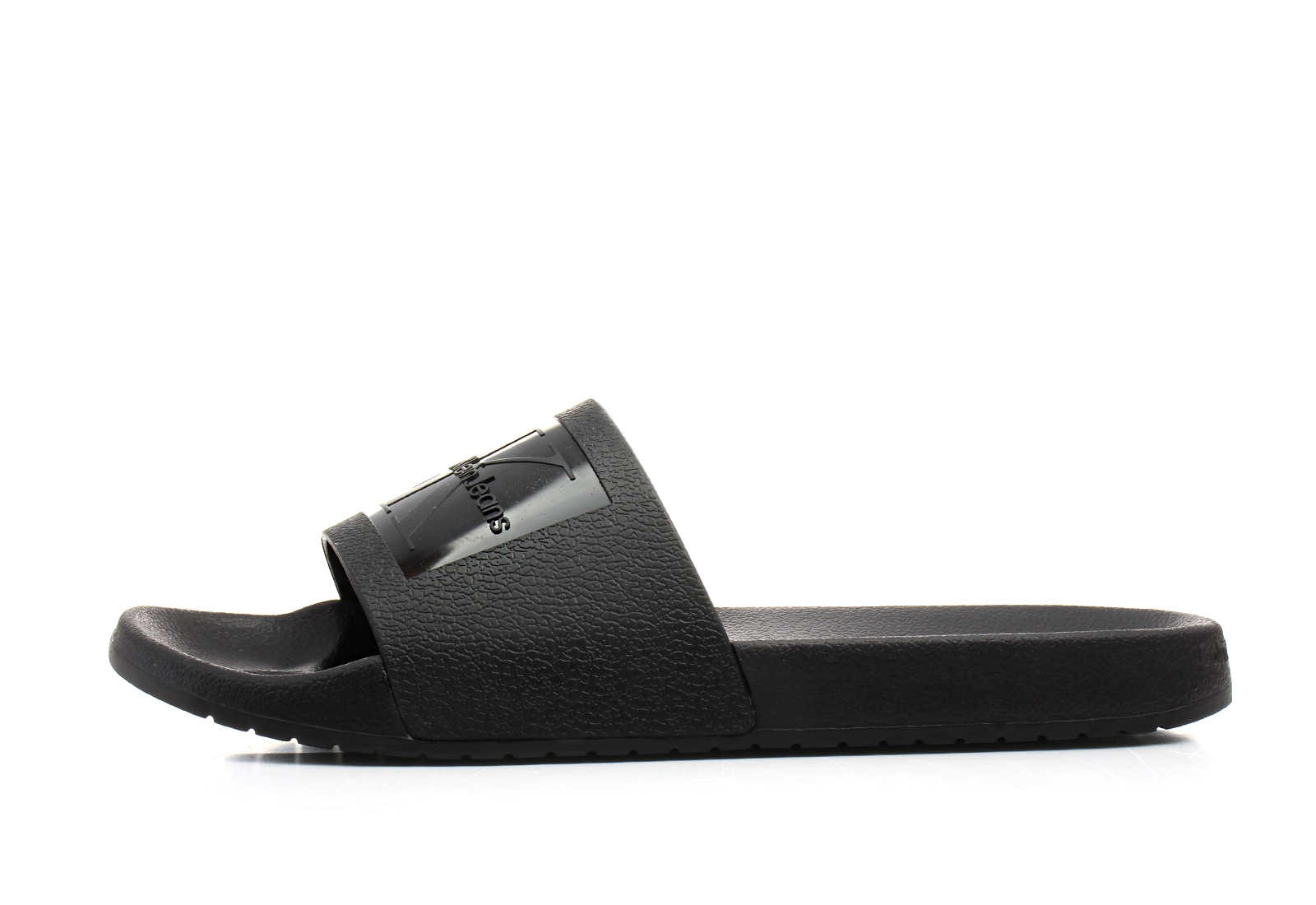 Calvin Klein Jeans Slippers - Vincenzo - S0547-BLK - Online shop for ... 8cc86f36da