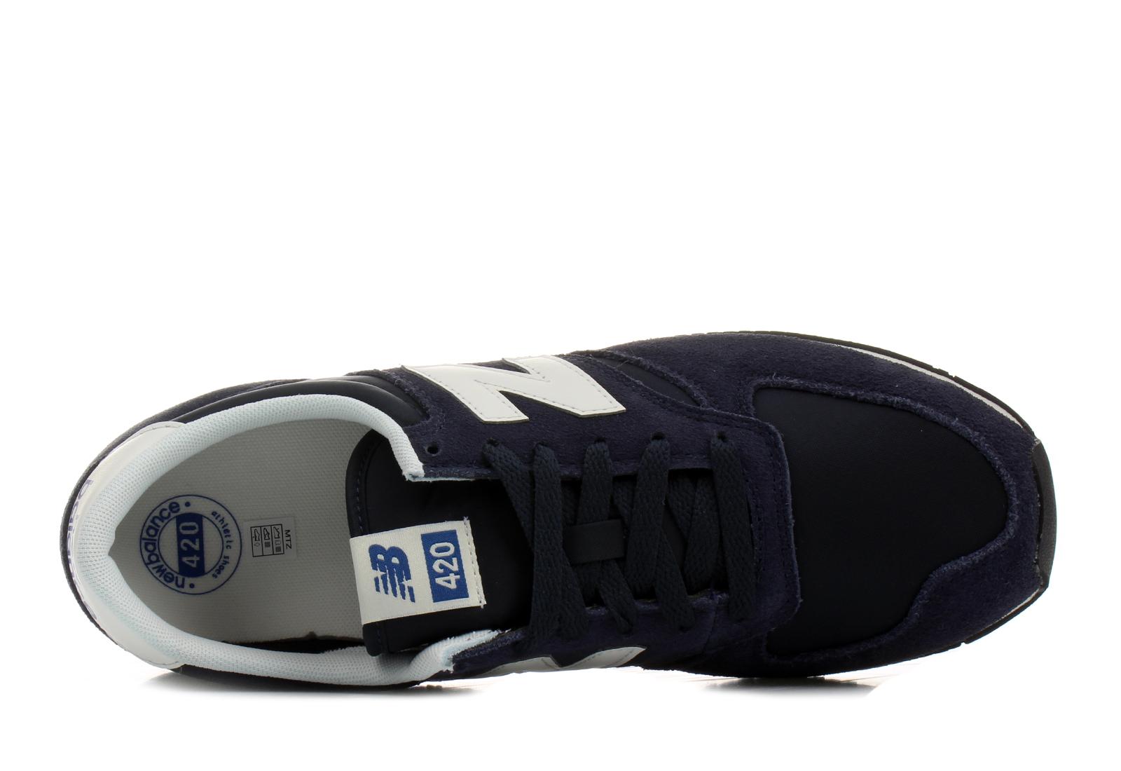 4c9683fce77 New Balance Niske Cipele Plave Cipele - U420 - Office Shoes - Online  trgovina obuće