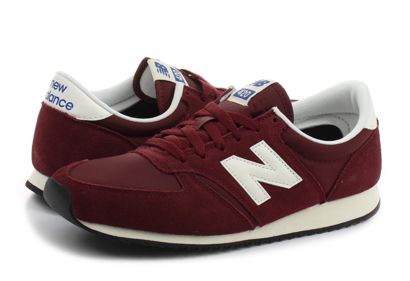 New Balance Cipő - U420 - U420RDW - Office Shoes Magyarország 345afc9c72
