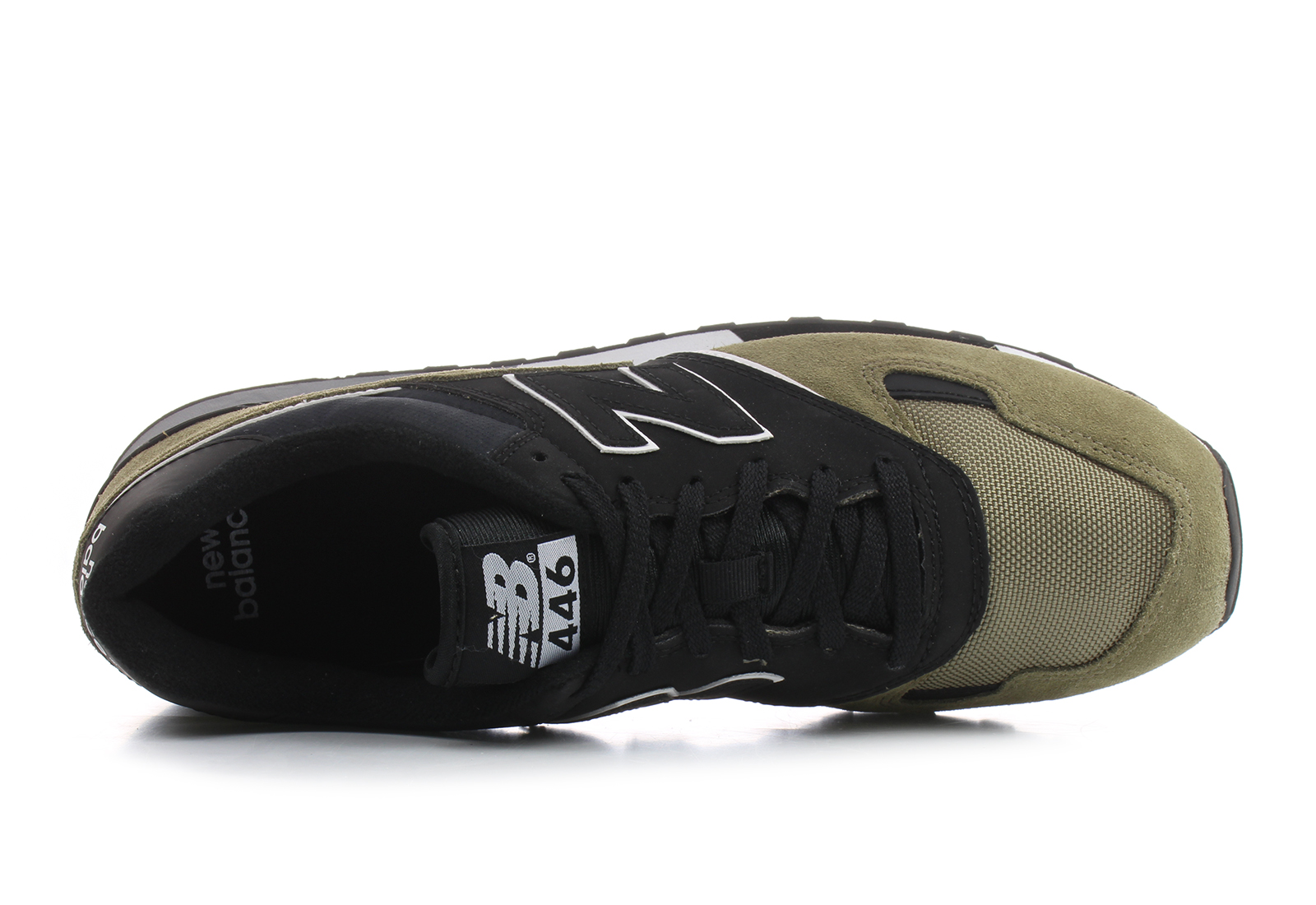 New Balance Topánky - U446 - U446GKW - Tenisky 6cf224e1616