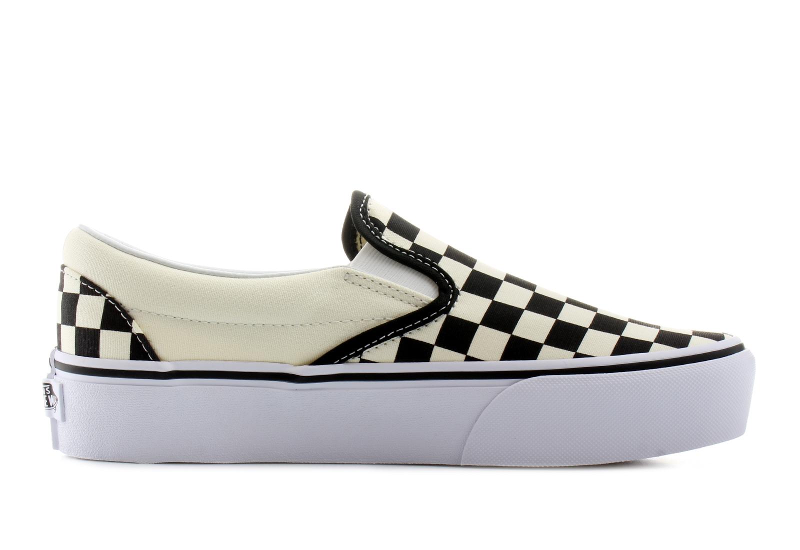 Vans Cipő Ua Classic Slip on VEYEBWW Office Shoes