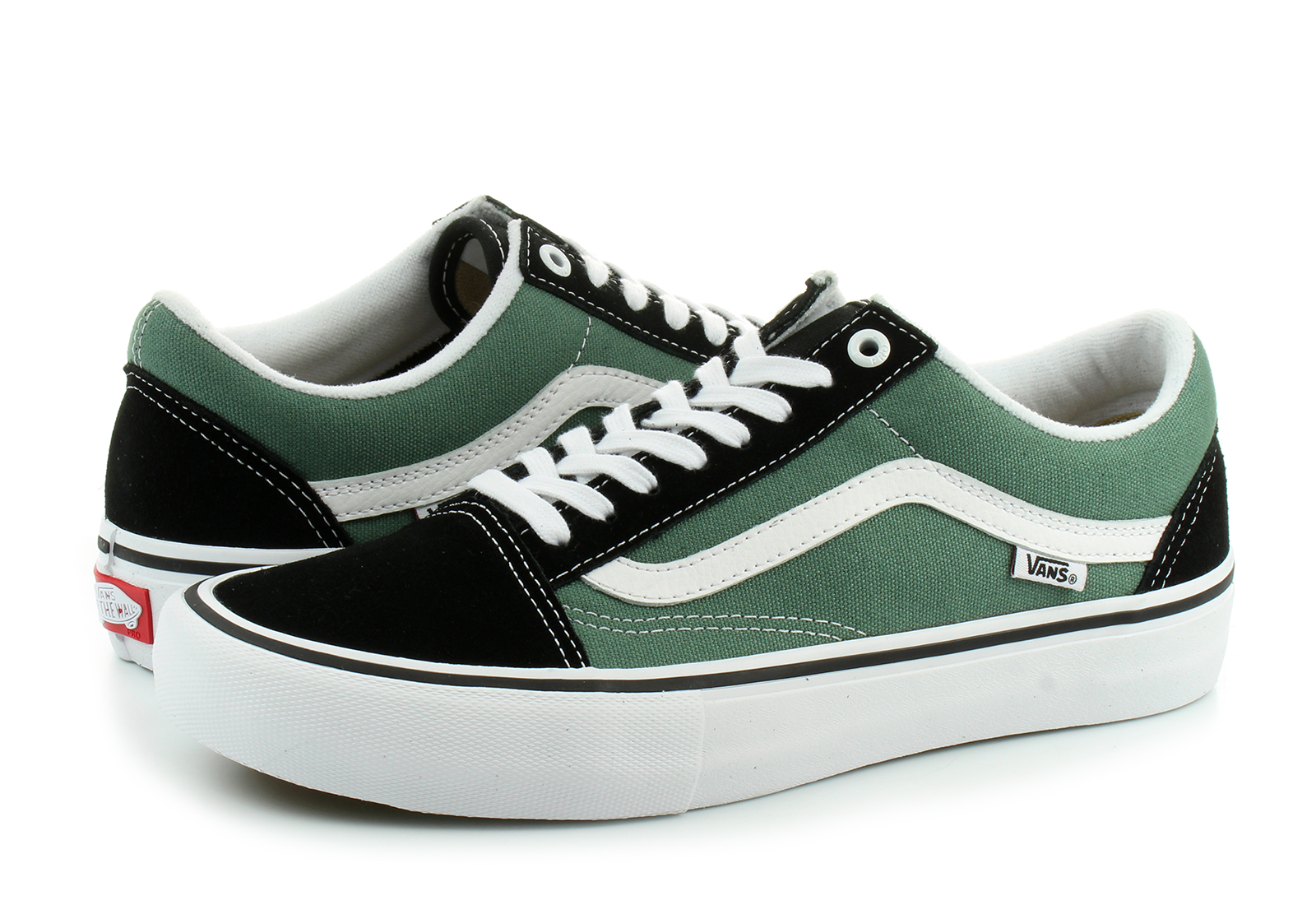 Shopping Product  Q Vans Old Skool Pro Shoes