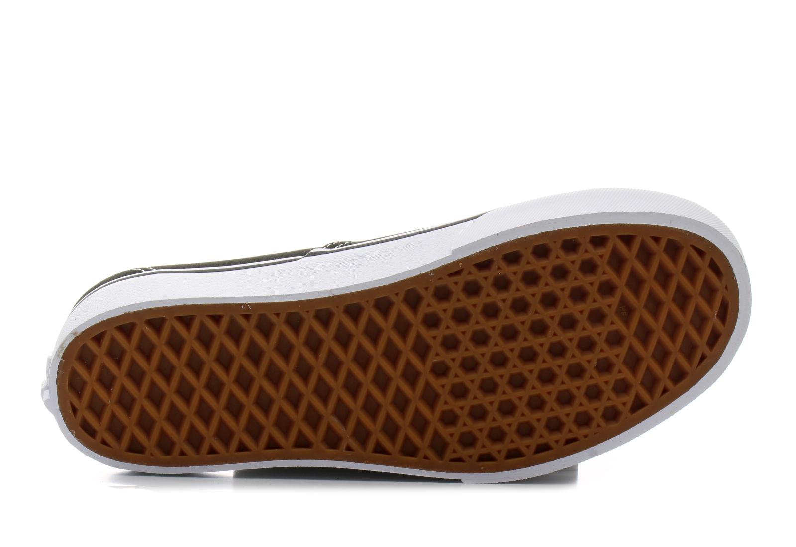 Vans Cipő - Ua Authentic Platform 2.0 - VA3AV8BLK - Office Shoes ... 4555763b91