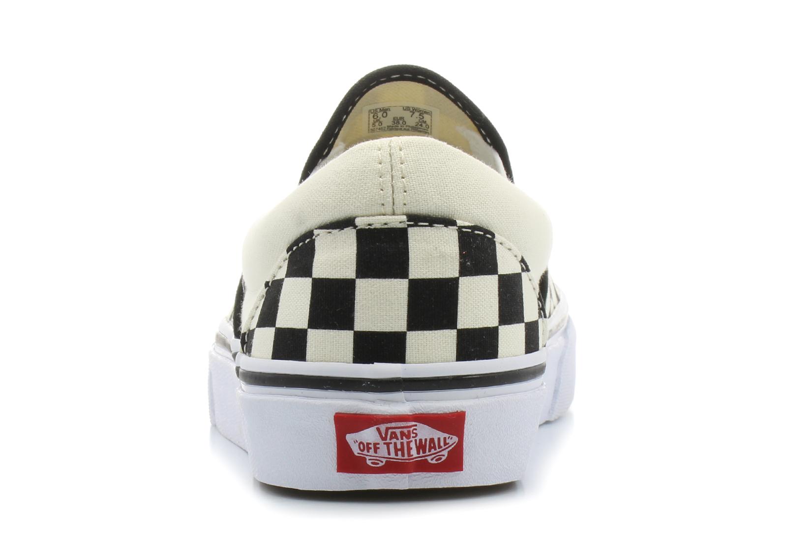 Vans Cipő - Ua Classic Slip - On - VEYEBWW - Office Shoes Magyarország c928f82e81
