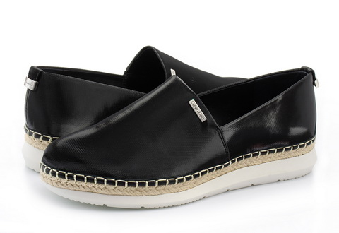 Calvin Klein Black Label Cipele Vrinda Satin Canvas