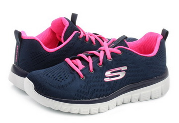 Skechers Shoes Graceful Get Connected 12615 nvhp Online shop for sneakers, shoes and boots