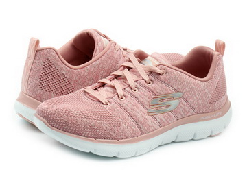 Skechers Shoes Flex Appeal 2.0 High Energy 12756 ros Online shop for sneakers, shoes and boots