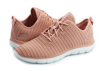 df6294627d3d Skechers Cipő - Flex Appeal 2.0 - Estates - 12899-ros - Office Shoes ...