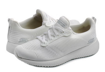 Skechers Bobs Squad photo Frame, Sneakers Femme Blanc (white