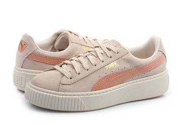 the latest 4ae7d bc54a Puma Casual Pink Patike - Suede platform - Office Shoes Srbija